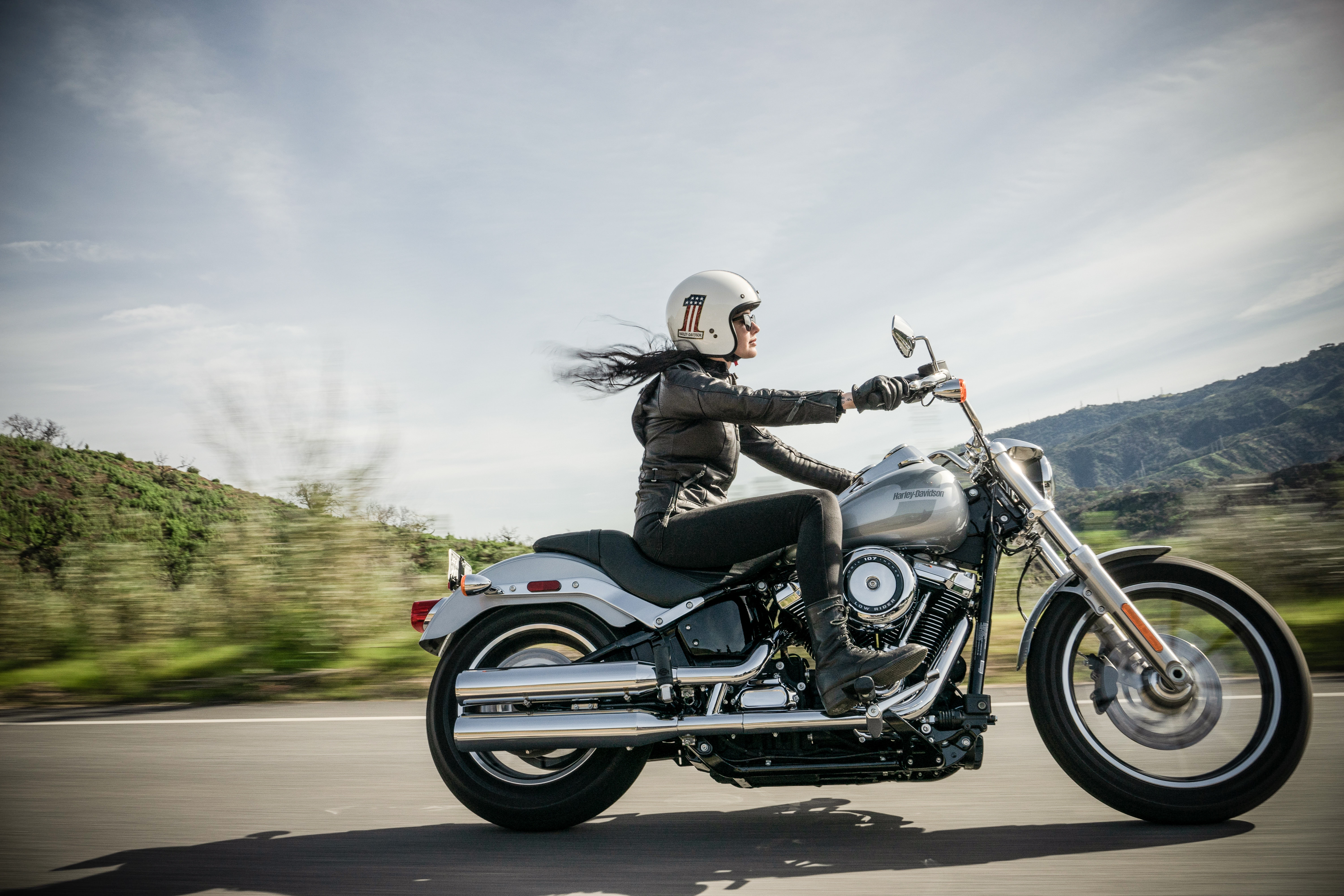 The Freedom of Motorcycles