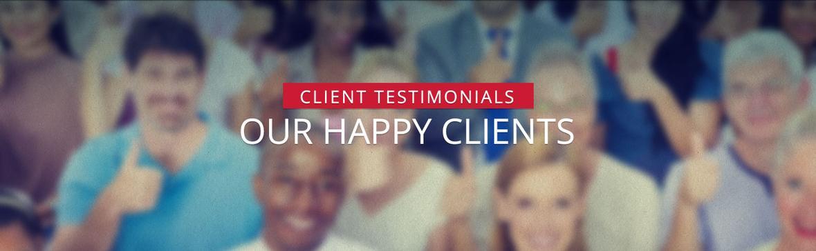 Gerald Mlller Law Client Reviews