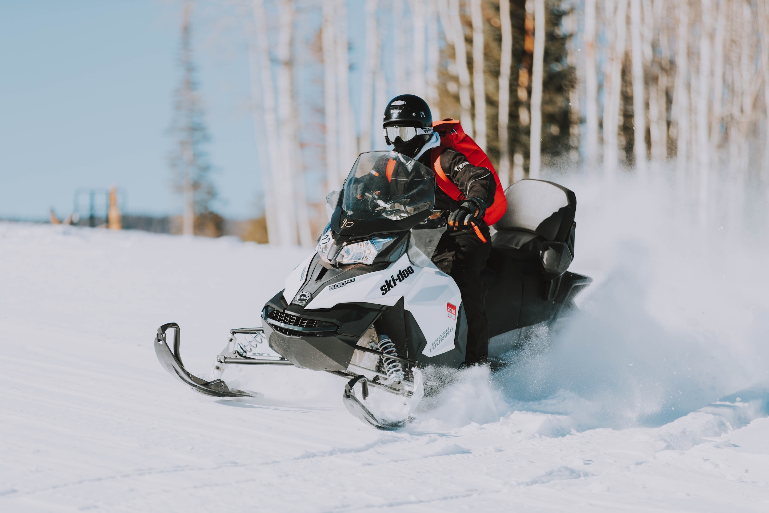 Can I get a DWI on a snowmobile?