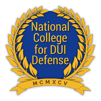 National College of DUI Defense Logo