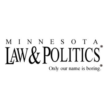 Minnesota Law and Politics Logo