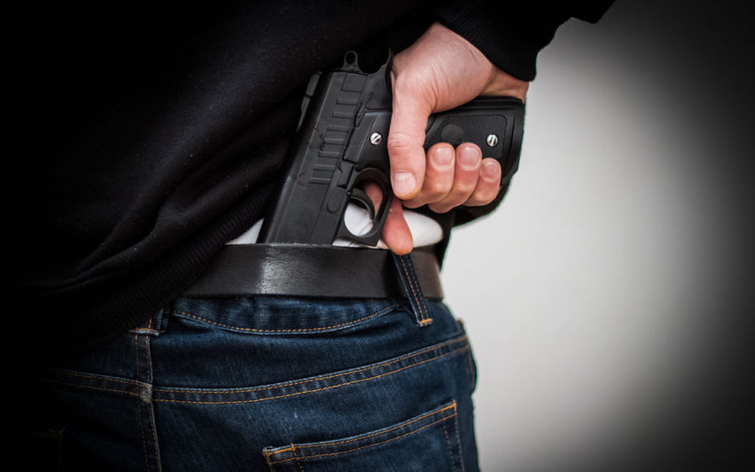 What Is the Charge for Carrying a Concealed Weapon in MN?