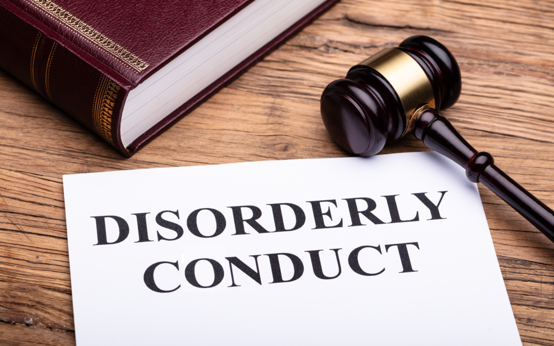Is Disorderly Conduct a Felony in Minnesota?