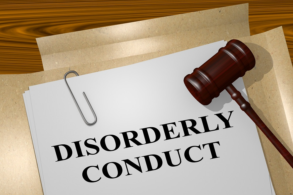 Is Disorderly Conduct a Misdemeanor in Minnesota?