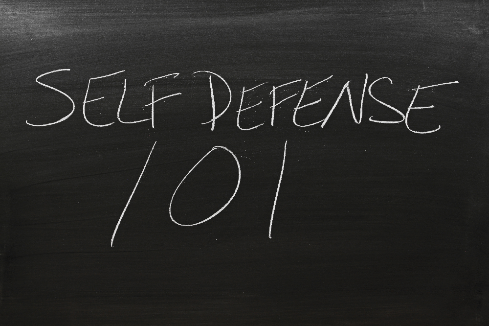What Is Self Defense in Criminal Law?